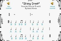 Music teaching aids