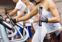 Workin on my fitness... / by Lauren Eldridge