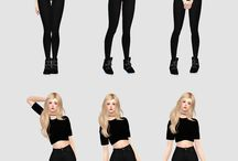 Sims 4 poses