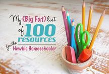 Teaching: Homeschool Materials and Resources