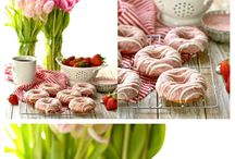 doughnuts and more
