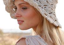 Crochet - cappelli