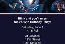 First Birthday - Doctor Who