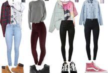 grunge clothing goals