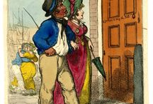 Regency: Period Prints, engravings, Satire