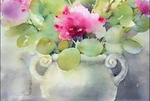 Water Color Pating