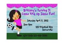 Invites / by Donna Kimberley