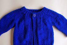 Beginners baby knitting patterns