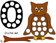 Owl Early Learning Ideas / Find these owl themed activities and more at www.makinglearningfun.com!