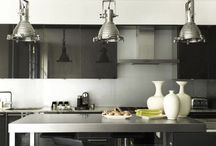 MODERN BLACK KITCHENS / MODERN BLACK KITCHENS