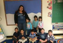 Blue Day at First School / The wonderful thing about First School is that while our students are achieving these great developmental and academic goals, they are having fun while they learn.