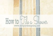 Easy How To's For Anyone / Crafting and building projects. / by Sherii L. Alexander