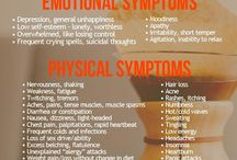signs & symptoms or stress