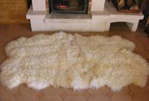 Peaux de moutons 80€ livraison 4€ en France / Peaux de moutons