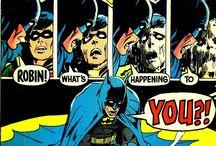 classic weird comics