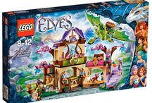 Lego Elves Dragons