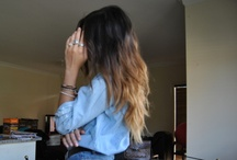 Fashionista | Hair / by Heather Flick