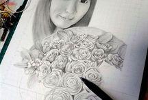 My Drawings / Drawings by me