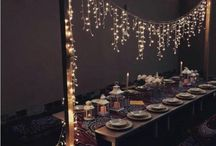 Iftar Decor