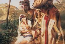Børnekirke om Jesus' slægt