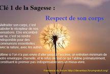 CLES DE LA SAGESSE / Francesca du Forum http://devantsoi.forumgratuit.org/