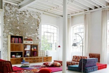 Warehouse living / This is the dream!