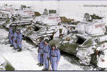 Medium tank T-34 / Czołg średni T-34