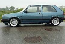VW Golf MKII