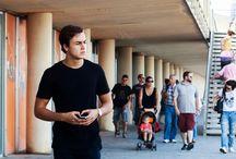 My work - Street / czyli zdjęcia zrobione ludziom na ulicach miast w całej Europie. / photos taken people at the streets across Europe.