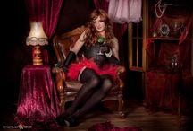 Shooting Augus 2013 Burlesque / #Burlesque #men #fashion