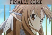 Sword Art Online Memes