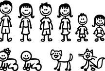 Pinnefamilie