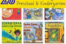 Getting ready for Preschool-Eli Man / by Shannon Hans Sellers