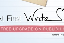 iUniverse Publishing Promos and Packages / Publish Your Book | Manuscript Publishing / by iUniverse, Inc.