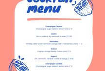 Menu Maker - DIY Menu Templates, Food & Drink / Use our Menu Maker to make stunning DIY Food and Drink Templates.  Wow customer at your event with these Hospitality Menu Templates tailored to your venue.