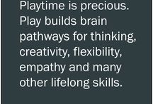 Language and play