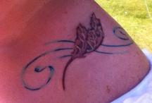 Tattoo / by Sacha Prim Barber