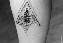 Tetování přírody