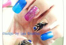Sansan Nail Art Design