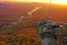 Chimney Rock Park, Asheville, NC