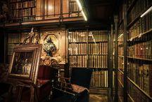 """Books and Libraries / Könyvek és könyvtárak / """"Az én fegyverem az elmém… az elmének pedig könyvekre van szüksége, ahogyan a kardnak fenőkőre, ha meg akarja őrizni élességét.""""  ~ Tyrion Lannister (Trónok harca)"""