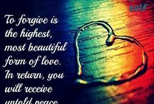 Forgive equals Peace of Mind!!