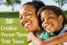 Tweens and Teens / Parenting tips for parents of tweens and teens.