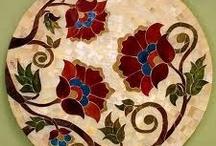 Arte & Criação - Mosaico.