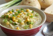 Soup / Vegan Soups
