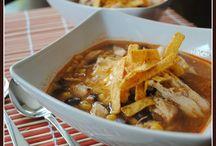Soups / Soup inspirations