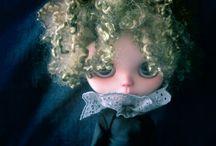 """My custom Blythe Doll """"Manon"""" / by Naoko Yoshioka"""