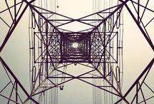 electlicity pylon