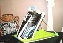 Sports Themed Cakes