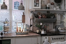 kitchens / by Crabapple Cottage